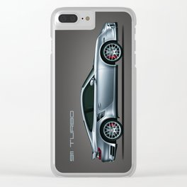 The 911 Turbo Clear iPhone Case