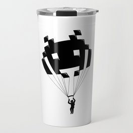 Invader Travel Mug