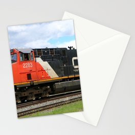 Canadian National Railway Stationery Cards