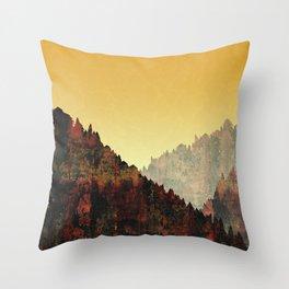 Rustic Retreat Throw Pillow