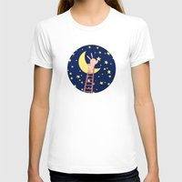starry night T-shirts featuring Starry Night by Roberta Jean Pharelli