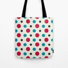 Like a Leaf [spots] Tote Bag