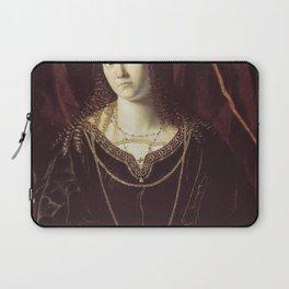 Bartolomeo Veneto - Salome with the head of John the Baptist Laptop Sleeve