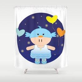 Questa Shower Curtain