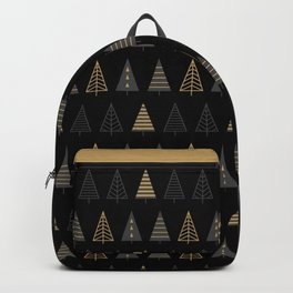 MODERN CHRISTMAS TREES 2 Backpack