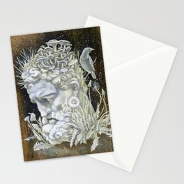 The Cost of Wisdom Stationery Cards