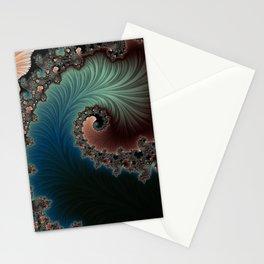 Velvet Crush - Fractal Art Stationery Cards