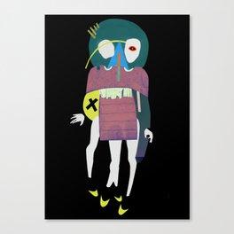 Collectivism #1 Canvas Print