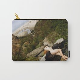 Because I Could Not Fly Carry-All Pouch