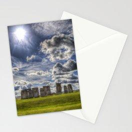 Stonehenge Summer Stationery Cards