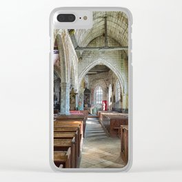 church of St. Martin Clear iPhone Case