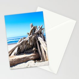 Drift wood Fort Stationery Cards