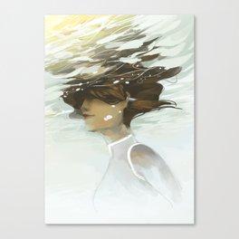 Korra III Canvas Print