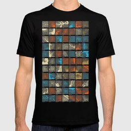 World Cities Maps T-shirt