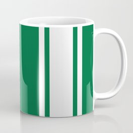 Green Racer Coffee Mug