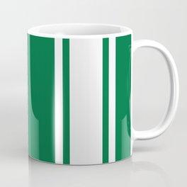 Green Racer Coffee Mug