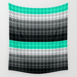 Geometric pattern Wall Tapestry