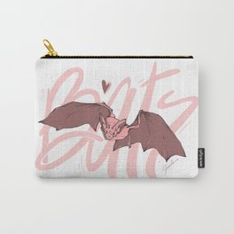 Mask Bat  Carry-All Pouch