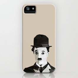 Chaplin Scomposition iPhone Case