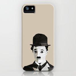 Chaplin Scomposition iPhone Case