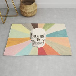 Skull is Cool Rug