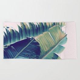 Frayed Beach Towel
