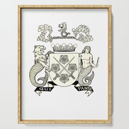 Heraldry Arms Medieval Serving Tray