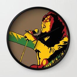 Redemption - Reggae Marley Wall Clock