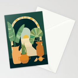 Doorway to Cuba Stationery Cards