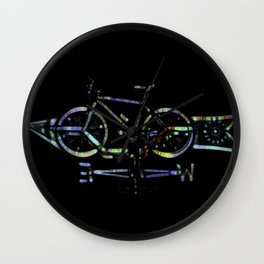 Directionless Wall Clock