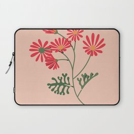 Look for Light - Coral + Apricot Laptop Sleeve