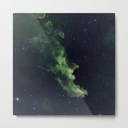 An infrared portrait of the Witch Head nebula from NASA's Wide-field Infrared Survey Explorer Metal Print