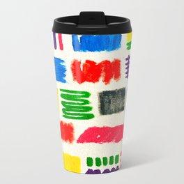 Dribble Scribble Travel Mug