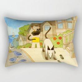 Lost 2  Rectangular Pillow