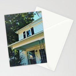 Vintage Summer House Stationery Cards