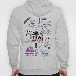 For the love of tea Hoody