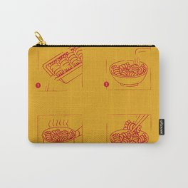 noodles recipe Carry-All Pouch
