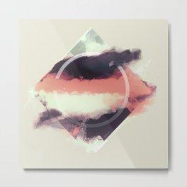 Geometric 1 - autumn Metal Print