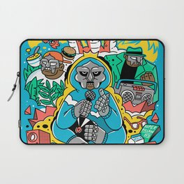 MF DOOM & Friends Laptop Sleeve
