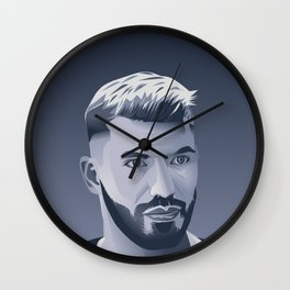Aguero Wall Clock