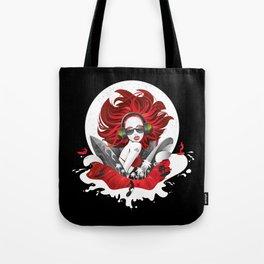 Surfer's Paradise Tote Bag