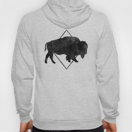 Bison & Blue Hoody