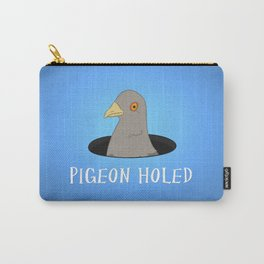 Pigeon Holed Carry-All Pouch