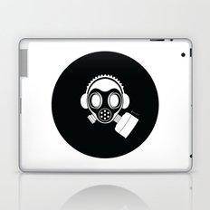 Post World Zuno : Gas Mask 04 Laptop & iPad Skin