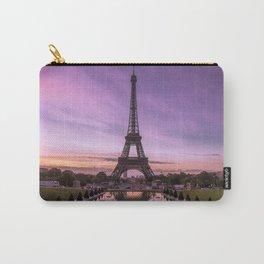 Paris at Sunrise Carry-All Pouch