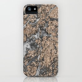 Godess Glitter Stone iPhone Case