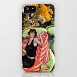 Sheer Bliss iPhone Case