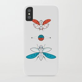 Two Insects II iPhone Case
