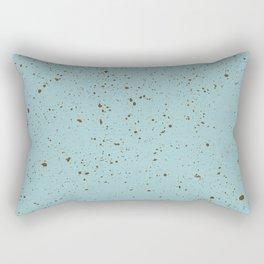 Robin Egg Blue Rectangular Pillow
