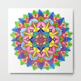 skyflower 5 Metal Print
